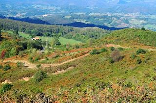 ruta del pico El Paisano a Gallegos,3