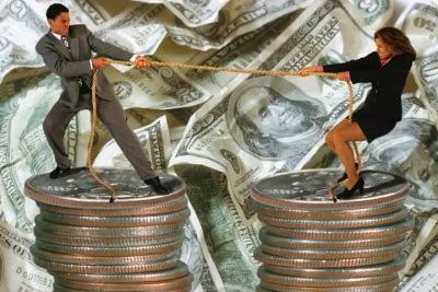 el matrimonio y el dinero
