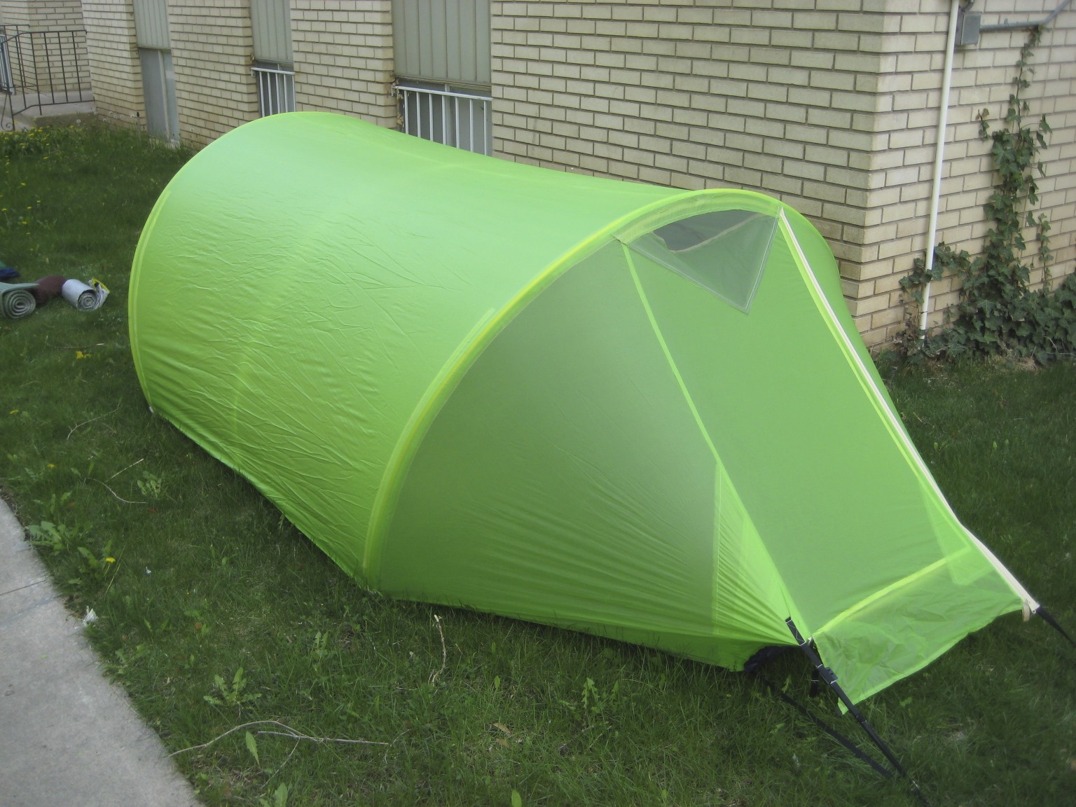 Stephensonu0027s Warmlite 3R Tent Review & Gear:30: Stephensonu0027s Warmlite 3R Tent Review