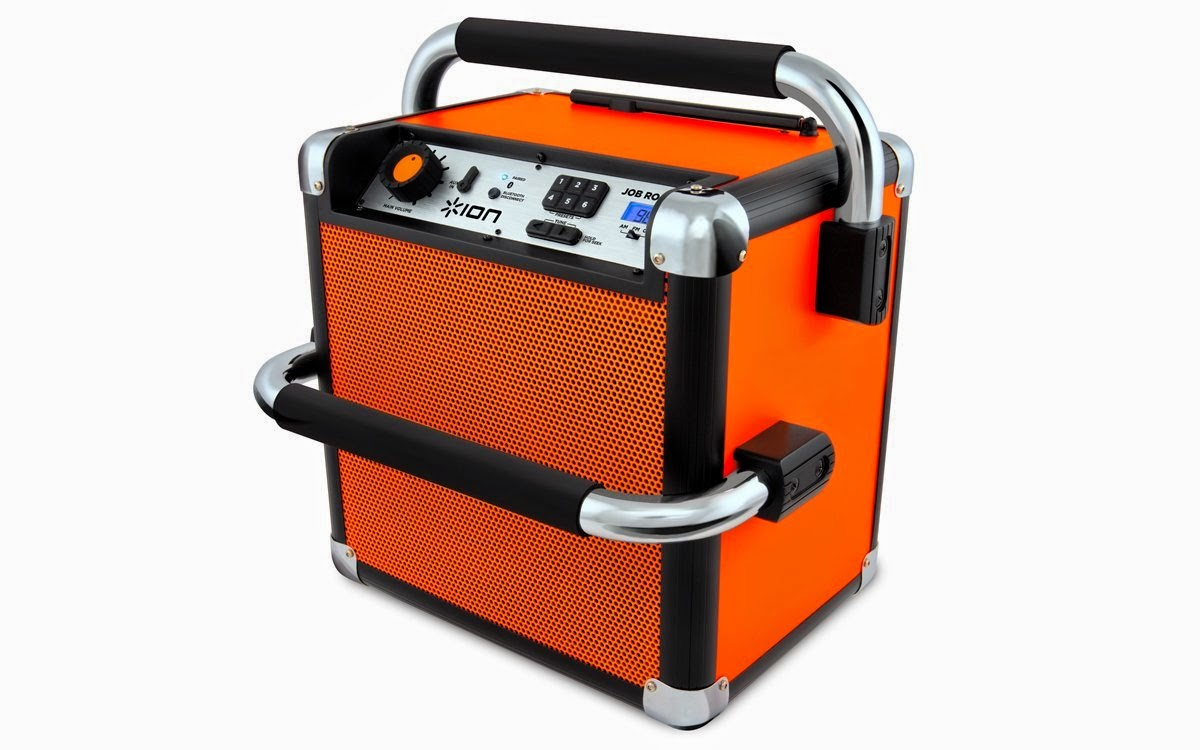 best ion job rocker bluetooth portable jobsite sound system best best ion job rocker bluetooth portable jobsite sound system