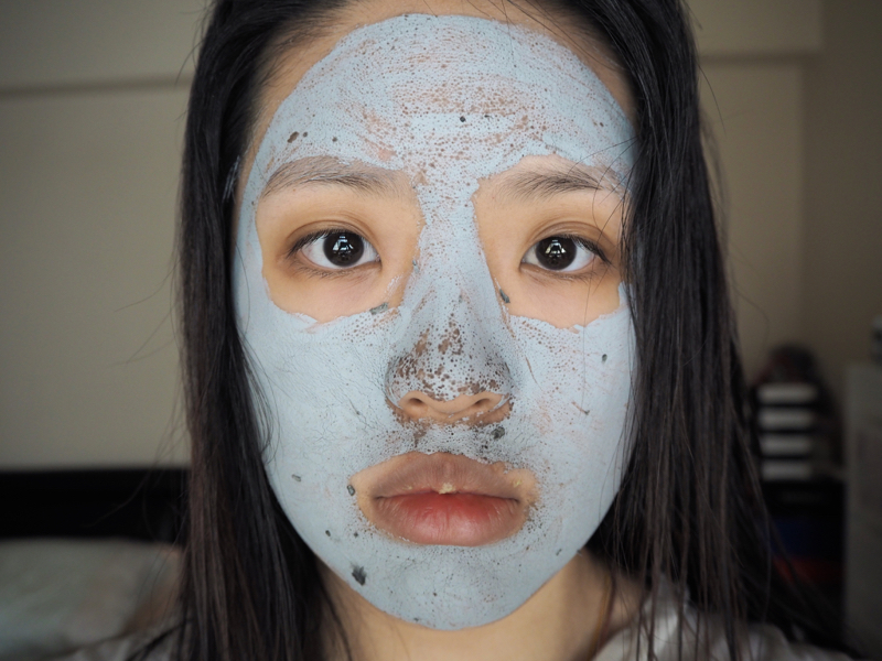 GLAMGLOW Supermud Clearing Treatment Mask Review Beauty Singapore Lunarrive