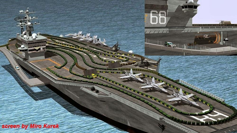 Aircraft Carrier Aicraft+Carrier