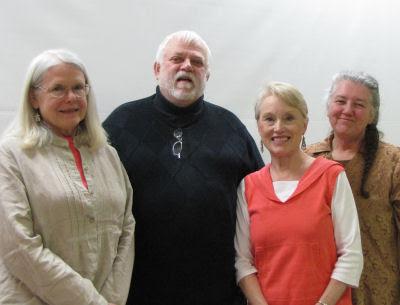 Betsy Rosenow, Jim Stewart, Jeanie Mortensen, Vondalee Knoll