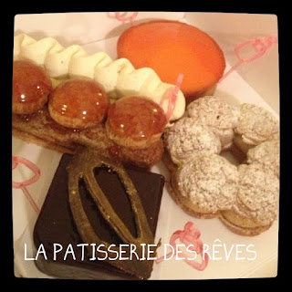 Paris Gourmandise by LaNantaise - La Patisserie des Rêves