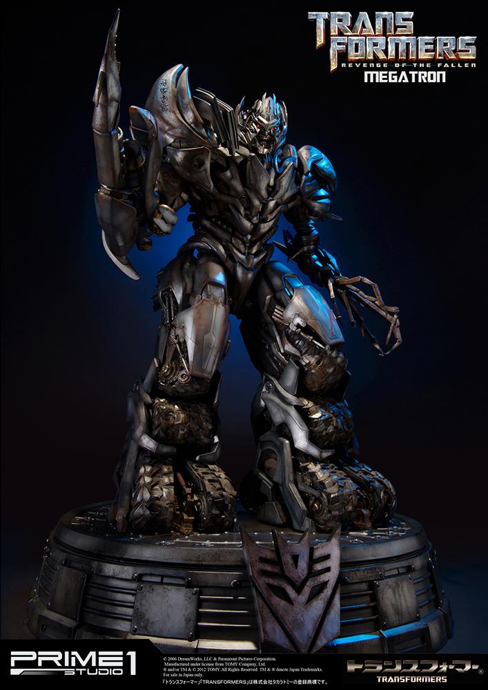 [Prime1Studio] Transformers: Revenge of The Fallen: Megatron Polystone Statue 1363961959_2