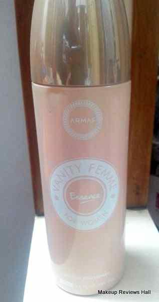 Armaf Vanity Femme Perfume Deo review