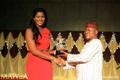 stephanie okereke award
