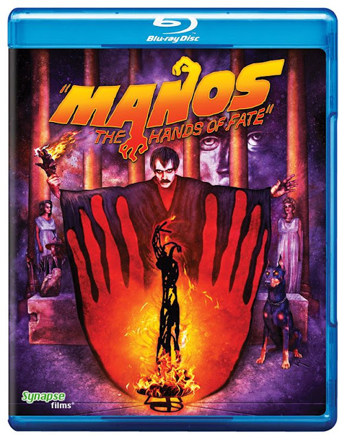 Manos The Hands of Fate Blu-ray