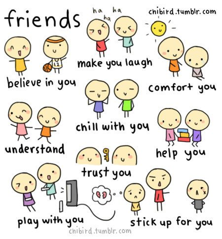 Persahabatan Artikel Persahabatan