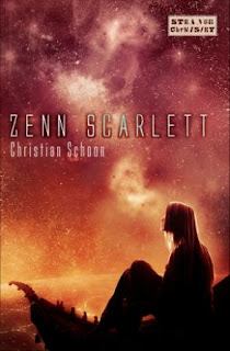 Cover for Zenn Scarlett by Christian Schoon