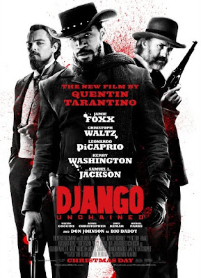 Django Unchained in 3D