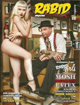 Rabid Magazine-Shop feature