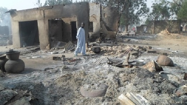 Boko Haram attack: Children burnt alive in Nigeria