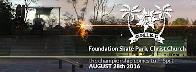 IN THE SPOTLIGHT: ONE MOVEMENT INVITATIONAL SKATEBOARDING COMPETITION AT THE 'F' SPOT', BARBADOS