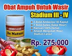 Cara Mengobati Wasir Stadium 3