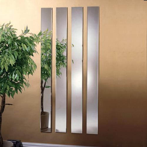 Espejos en el pasillo o hall buenas ideas decorando mejor - Espejos para pasillos ...