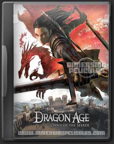 Dragon Age Dawn Of The Seeker (BRRip HD 720P) (2012)