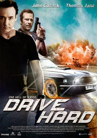 Drive Hard (2014) BRRip |Hindi Dubbed | HD 720p