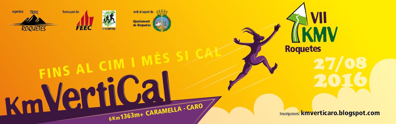 VII KMV CARAMELLA-CARO, 6KM 1300M+