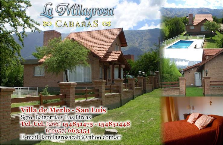 Villa de Merlo  San Luis  Argentina