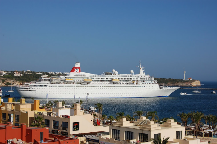 Boudicca at Portimão