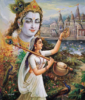 Mira Bai Devotion to Lord Krishna