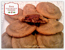 Easy Peanut Butter Cup Cookies (No Flour)