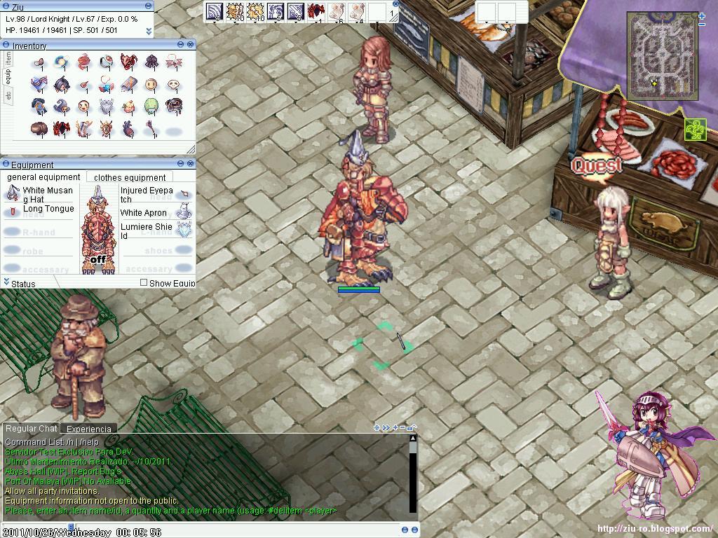 White apron ragnarok - Actualizada Data 26 10 2011 Rev Z295