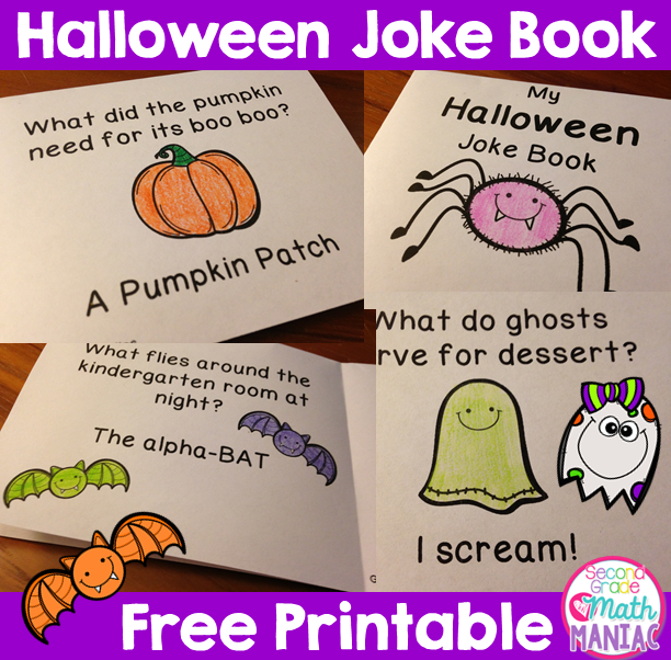 http://www.teacherspayteachers.com/Product/Halloween-Joke-Book-1523950