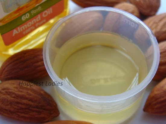 uses of patanjali almond oil