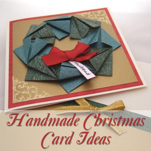 Handmade Christmas Card Ideas And Inspiration
