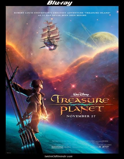 Define Gezegeni - Treasure Planet (2002)
