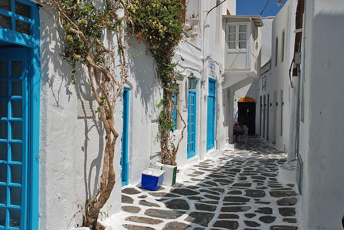 Hoja De Rutas Blog De Viajes Mykonos
