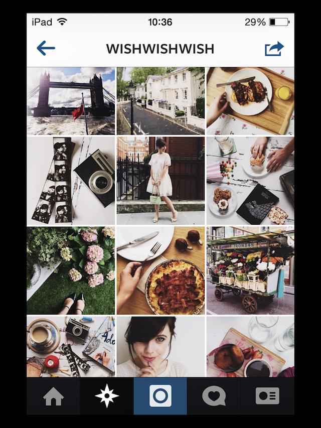 @wishwishwish instagram