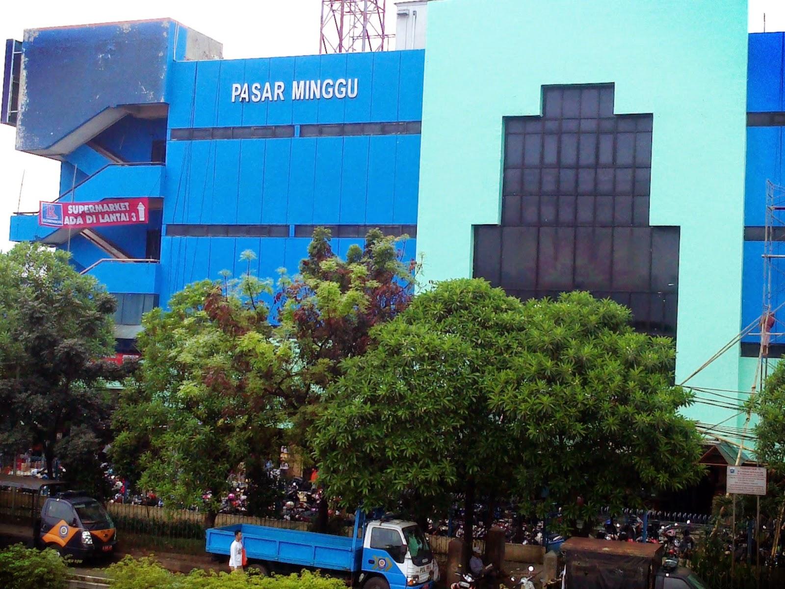 Pasar Minggu Jakarta Selatan