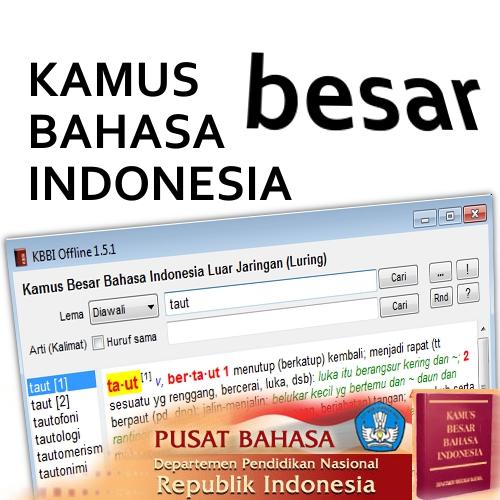 aplikasi kamus bahasa Indonesia