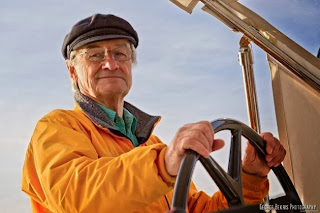 8 Alt Dr. Stanley Paris aboard Kiwi Spirit1 St. Francis Inn St. Augustine Bed and Breakfast