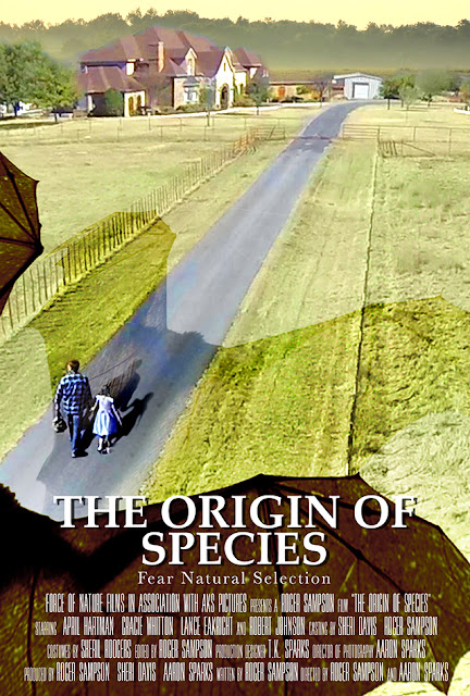 Poster, The Origin of Species, Forces of Horror, Chris Young, Cyoungmedia, Film