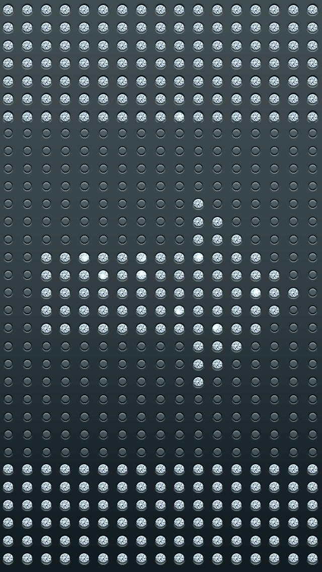 キラキラドット矢印
