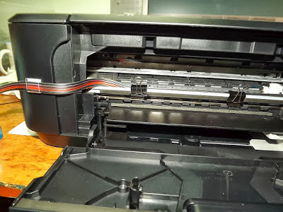 canon printers with continuous system hoses