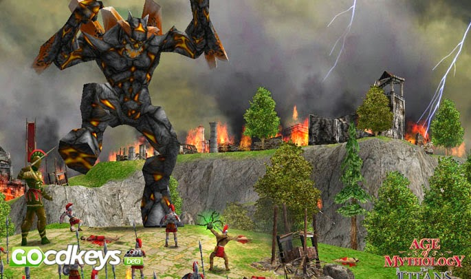 Age of Mythology Extended Edition 2014 PC game crack Download