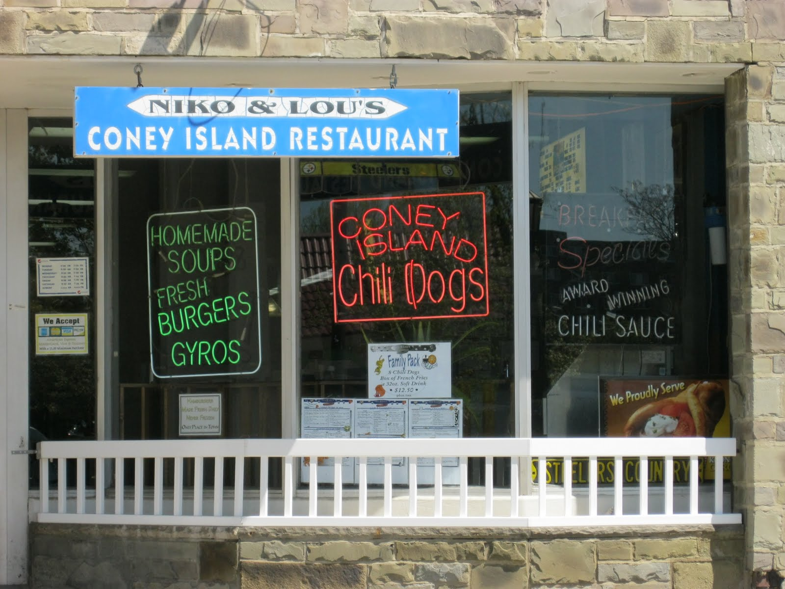Hot Dog Shops In New Castle Pa