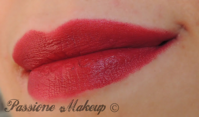rossetto lasting finish kate moss 107 swatch