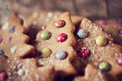 biscoitos natal natalinos