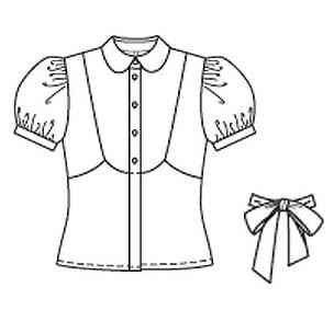'So, Zo...': My Sewing Pattern Hoard: Blouses