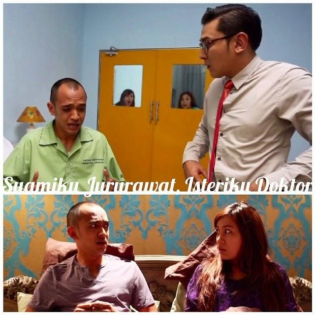 Tonton Suamiku Jururawat Isteriku Doktor [2014] Full Episod 3