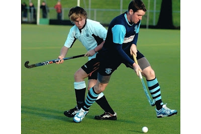 Leek captain Mark Brazier, right, is planning a promotion push next season