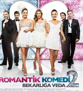 Romantik komedi 2 Bekarlıga veda TEK Parça.
