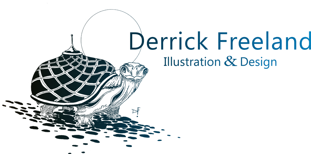 Derrick Freeland Illustration & Design