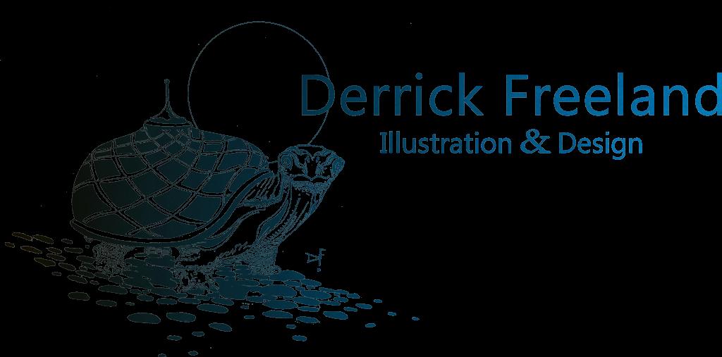 Derrick Freeland Illustration & Design